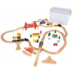 Железопътна система