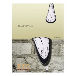 Telling Time: Level 6-9