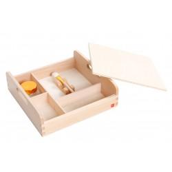 Кутия за лепене и облепване