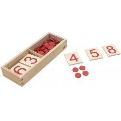 Numerals And Counters: International Version