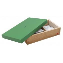 Кутия с уравнения с изваждане и разлика
