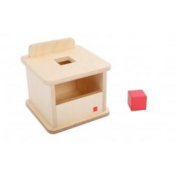 Кутия за вгнездяване с куб