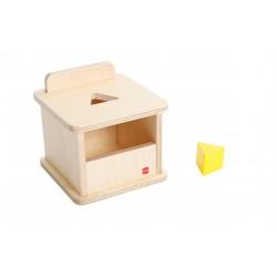 Кутия за вгнездяване с триъгълна призма