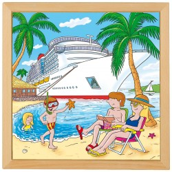 Holiday puzzles - Cruise
