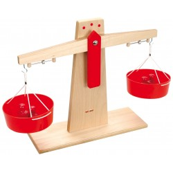 Set of Scales and Plastic weights