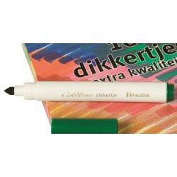 Felt tip pens Goldline thick, Set of 10