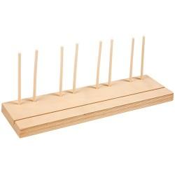 Допълнителна дървена стойка