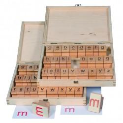 Печати с букви