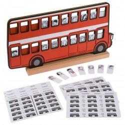 Математически автобус до 20