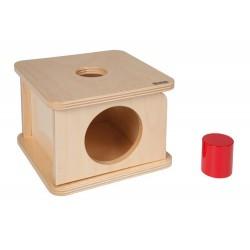Кутия за вгнездяване с голям цилиндър