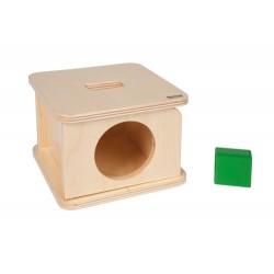 Кутия за вгнездяване с правоъгълна призма