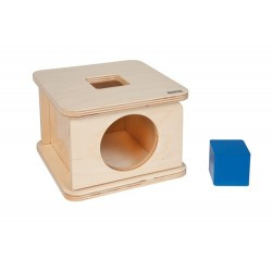 Кутия за вгнездяване с кубче
