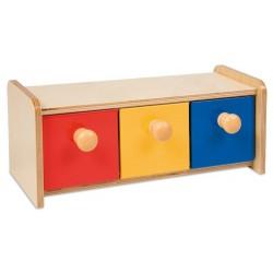 Кутия с чекмеджета