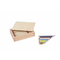 Кутия за мъниста от 11 до 19 (pvc/гланц)