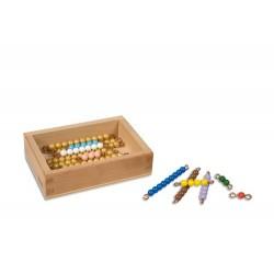 Кутия за мъниста от 11 до 19 (pvc/мат)