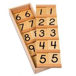 Табла за смятане с десетици (10-90)