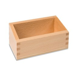 Cut-out numerals/printed numerals box