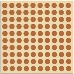 Хартия за възстановяване на квадратните плочки и кубчетата (100 бр)