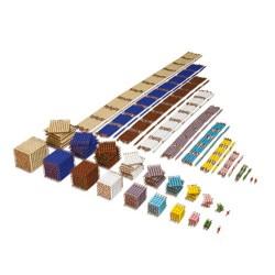 Bead material: individual beads glass