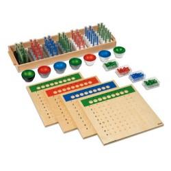 Материал за деление с големи числа