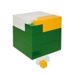 Игра Силата на трите куба