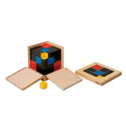 Триномен куб