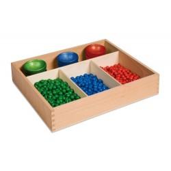 Pegs for algebraic peg board