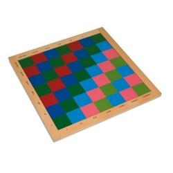 Десетично шахматно табло за смятане