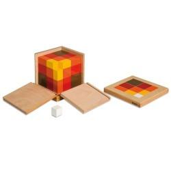 Аритметичен триномен куб